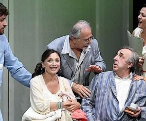 Inaugurazione del Teatro Morlacchi con Silvio Orlando