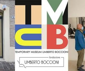 T MUB, museo temporaneo dedicato a Umberto Boccioni