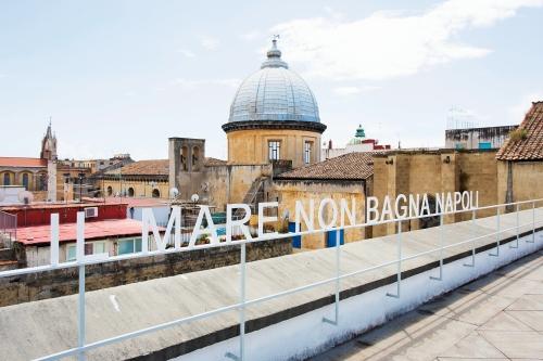 Napoli e la sua contemporanea sensibilità artistica