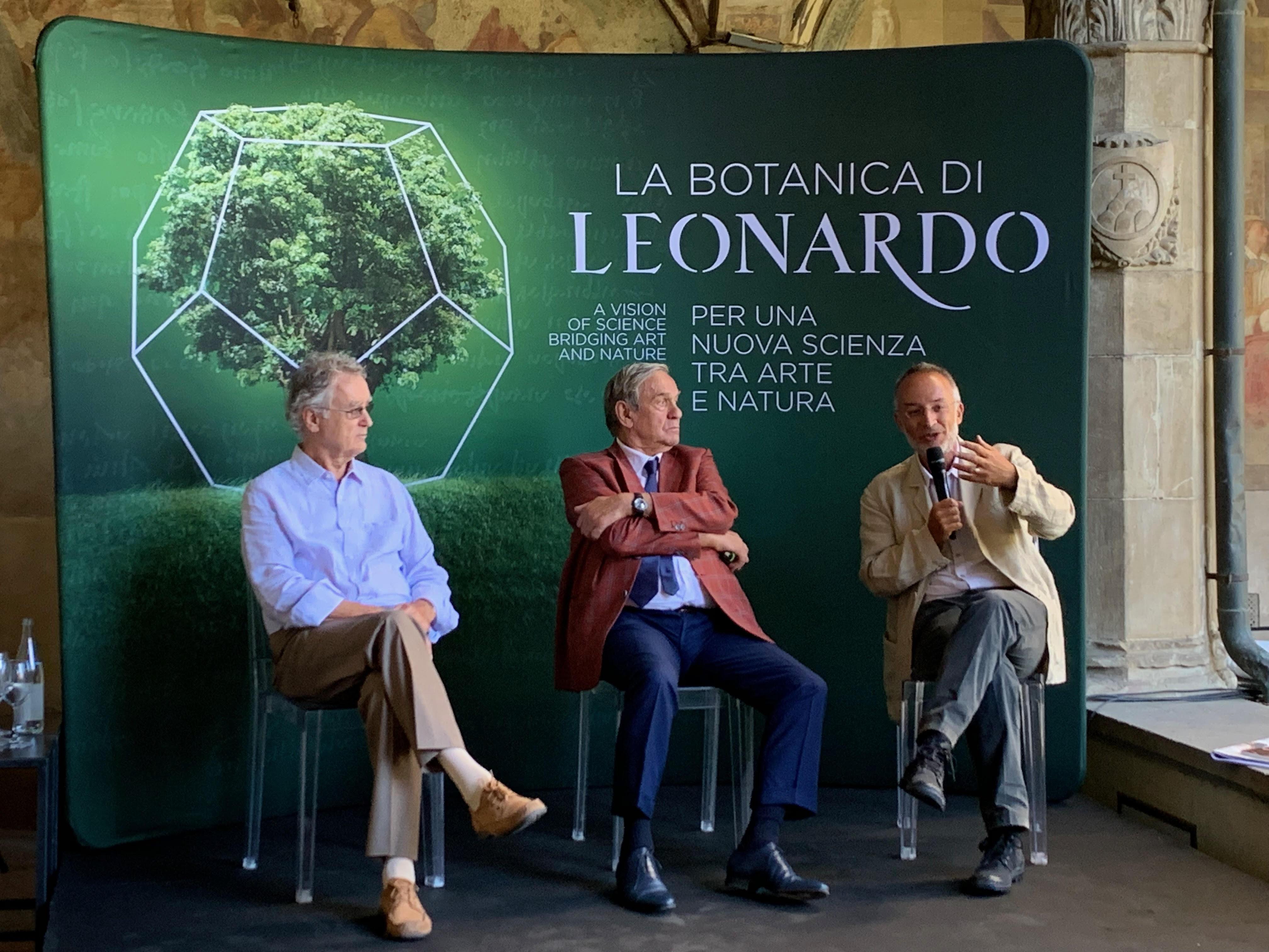 Il Leonardo pensatore sistemico nella mostra sulla botanica