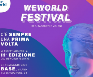 WeWorld Festival contro gli stereotipi di genere